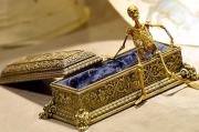 Корона Скифов, Скелет