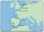 Europe 2018 Map