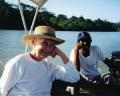 Costa Rica Tonya and guide